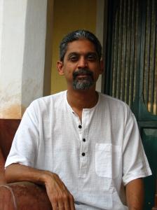 Above: Vikram Patel
